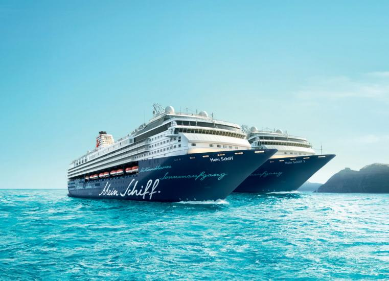 "WhiteWall on Board the TUI ""Mein Schiff®"" Cruise Ships: A Virtual Tour"