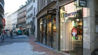 The new WhiteWall Store in Hamburg, Germany