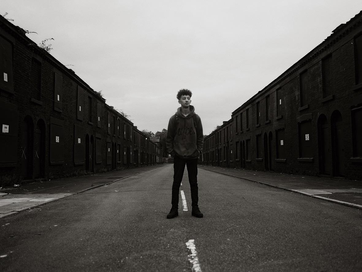"Toby Binder, aus dem Projekt ""Wee Muckers: Youth of Belfast"", ProfiFoto New Talent Award – powered by Canon"