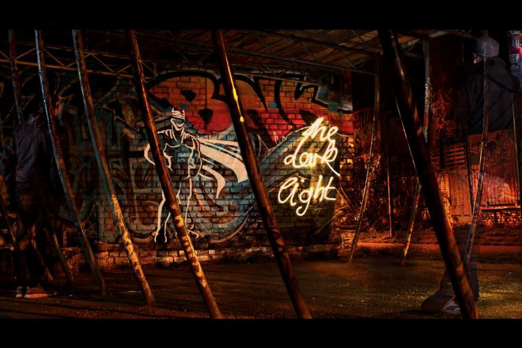 "Light Painting | Im Interview: Kunstkollektiv ""The Dark Light"" 