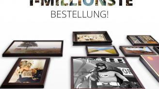 WhiteWall: 1 Million Bestellungen | WhiteWall
