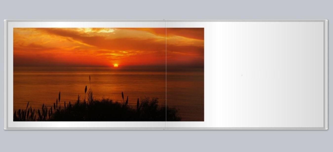 amazing photo book as a canvas print