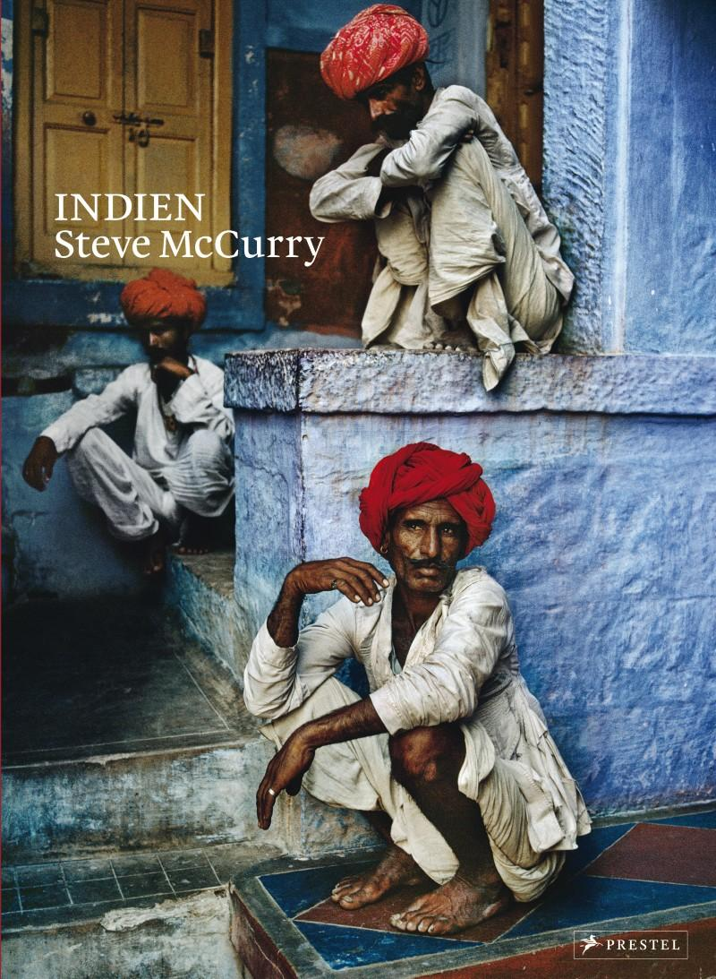 steve mccurry india cover