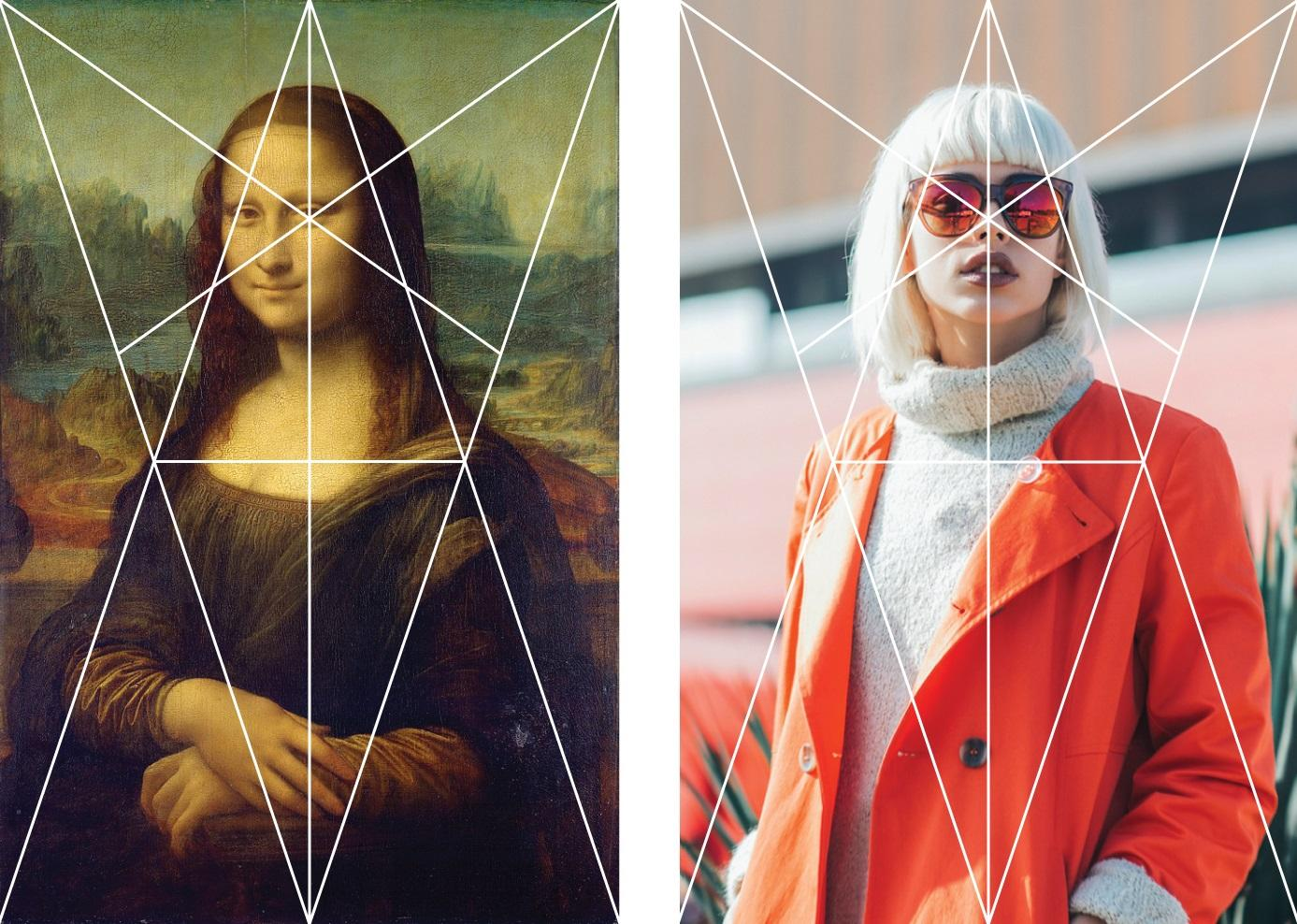 golden ratio portrait